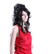 amy winehouse wig halloween wig synthetic hair wigs for women real natural wigs