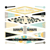 Park Bench Pennants-