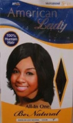 Hair Trend American Lady Salon Designer 100% Human Hair