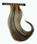 Tressecret Wrap-On Ponytail, Golden Walnut