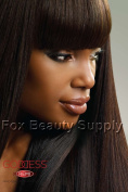 Sensationnel Goddess 100% Remi Human Hair Yaki WVG 36cm Colour 1