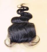 4x4 Lace Closure 25cm 100% 14 Soft Brazilian Virgin Human Hair Body Wave