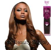 VELVET 100% HUMAN HAIR REMI YAKI WVG-30cm Colour 4 Medium Brown