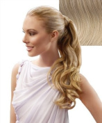 60cm Wrap Around Pony Extension By Jessica Simpson - R14/88H Golden Wheat