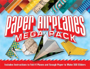 Paper Airplanes Mega Pack