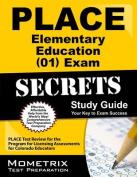 Place Elementary Education (01) Exam Secrets Study Guide