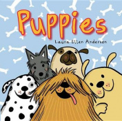 Puppies [Board book]