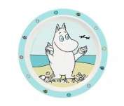 Petit Jour Paris Moomin Baby Plate