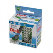3 Twin Packs of Caraselle Dishmatic Brush Refills