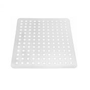 BlissHome Interdesign Euro Regular Sink Mat, Clear