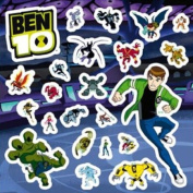 Ben 10 Wall Stickers - Pack S3