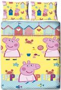 Character World Peppa Pig 'Seaside' double Duvet Cover