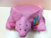 Disney Pig Piglet Wutz 46cm Cuddle Pet Animal Pillow Plush Extra Large 2in1 Animal Pets Pillow