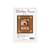 Chicken Coop Quilt Kit-33cm X 38cm