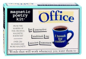 Magnetic Poetry Office Magnetic Poetry Kit