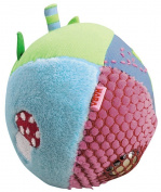 Clutching toy Mushroom Ball by Haba