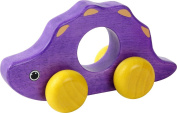 Voila Wooden Roll-a-Saurus Pull-Along Toy