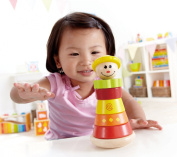 Hape E0402 Stacking Jill Toddler Toy