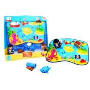 Meadow Kids Treasure Island Bath Squirter Set