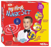 My First Magic Set with DVD Instructions