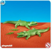 PLAYMOBIL 7894 - Alligator family
