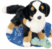 Plush Trevor Bernese Mountain Dog 41cm