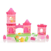 Mega Bloks First Builders Lil' Princess 3-Story Enchanted Castle
