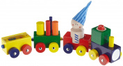 Haba Lokmock Train and Building Blocks