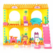 Mega Bloks Dora's Playtime Adventure