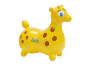 Gymnic / Gyffy the Inflatable Hopping Giraffe