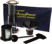 Aerobie AeroPress Coffee and Espresso - w/zippered nylon tote bag