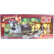 Indiana Jones - Jungle Cutter Kingdom of the Crystal Skull ToysRus Exclusive