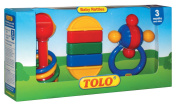 TOLO Baby Rattles