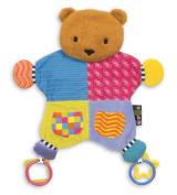 Amazing Baby Blanket Teether Bear
