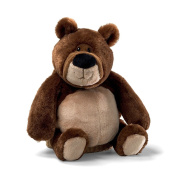 Gund Hoagie Brown Bear 33cm