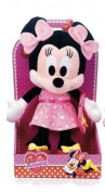 Minnie Mouse Plush 25cm figure Pink and white dress