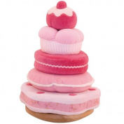 Moulin Roty Lila Stacking Cake Toy
