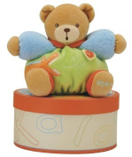 Kaloo Plush Bear, Green, Small