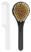 Luma L20903 Comb and Brush Dark Grey