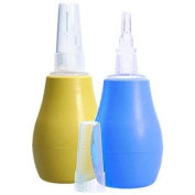 Nasal Aspirator & Ear Syringe -- For Babys Nose & Ears