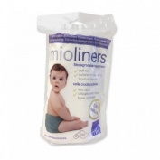 Bambino Mio Biodegradable Nappy Liner TRIPLE pack