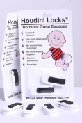 Houdini Nappy Locks Twin Pack