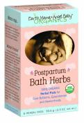 Earth Mama Postpartum Bath Herbs Pads Pack of 6