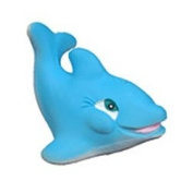Lanco Toys 1067DS Natural Rubber Dolphin