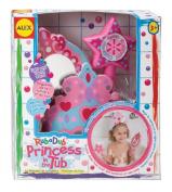 Cuckoo Alex Rub A Dub Princess In The Tub Bath Toy