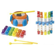 Cuckoo Alex Tub Tunes Symphony Bath Toy Set