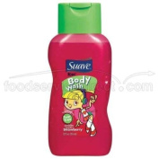 Unilever Suave Swirlin Twirlin Strawberry Kids Body Wash 350ml