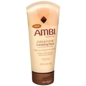 Ambi Even & Clear Exfoliating Wash for Acne - USA