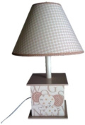 Cocalo Caramel Kisses Lamp Base and Shade