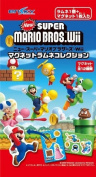 New Super Mario Brothers WII Magnets Candy Collection